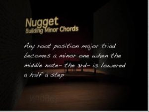 Learn & Master Piano example of Nugget
