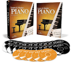 Learn & Master Piano course pack image